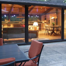Traditional Patio by Distinctive Architecture