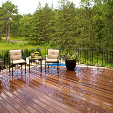 Traditional Patio by Southview Design