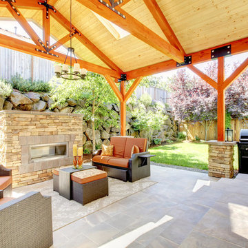 Deck, Patio and Covered Porches