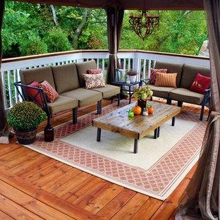 Patio - traditional patio idea in Indianapolis