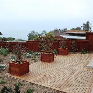 Patio - modern patio idea in San Diego