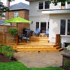 Traditional Patio by Simple Solutions Renovations