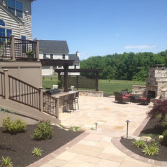 Fs Landscaping Contractors Inc Swimming Pool Builders Reviews Past Projects Photos Houzz
