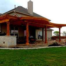 Traditional Patio by Centex Decks and Outdoor Living