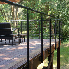 Traditional Patio by Indital USA