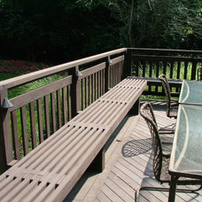 Traditional Patio by Ohio Valley DeckScapes