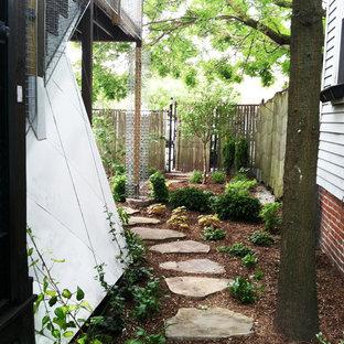 Foto di un patio o portico moderno di medie dimensioni