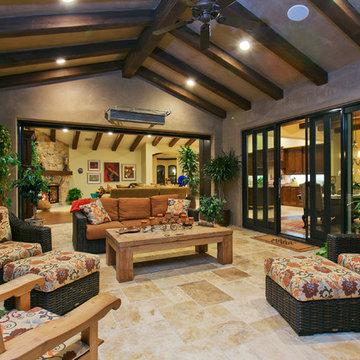Del Sur Country House Veranda Room