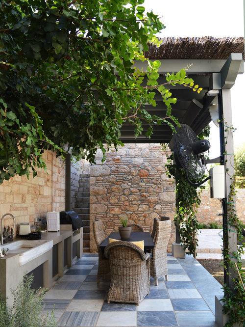 25 best mediterrane terrasse ideen design bilder houzz ideas decoration pictures houzz. Black Bedroom Furniture Sets. Home Design Ideas