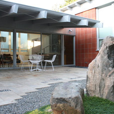 Modern Patio by Elevate by Design