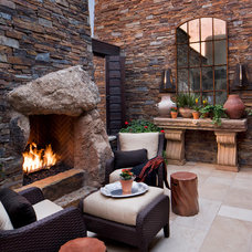 contemporary patio by Urban Design Associates