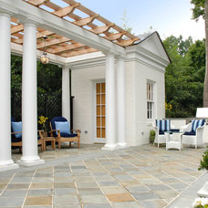 Traditional Patio by BOWA