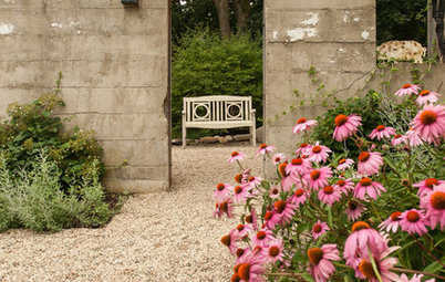 Tour a Romantic Farmhouse Garden and Bocce Court in Illinois