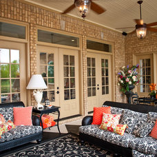 Traditional Patio by Pettis Builders