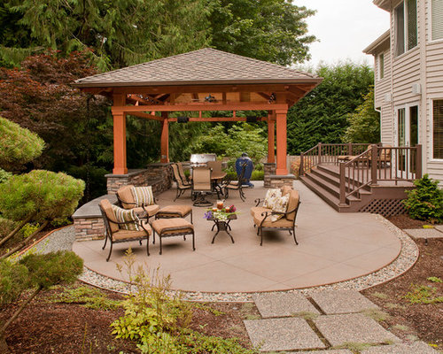 detached covered patio ideas pictures remodel and decor