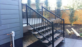 Different styles of Decking