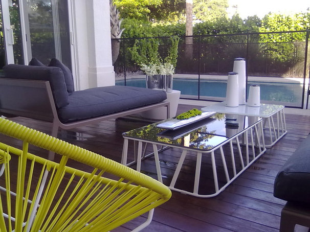 Contemporary Patio by DKOR Interiors Inc.- Interior Designers Miami, FL