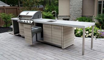 Dream Outdoor Kitchen | Mississauga