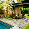 Landscape Paving 101: Slate Adds Color to the Garden