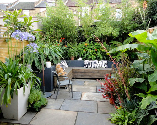 Trendy Patio Photo In London