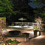 Back yard oasis - Rustic - Patio - Columbus - by Pony ...