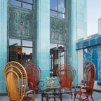 Patio Eclectic Patio San Francisco By Shannon Malone