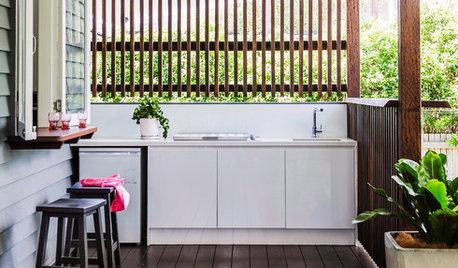 10 важных моментов при обустройстве кухни на свежем воздухе