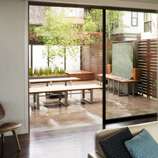 Midcentury Patio by John Lum Architecture, Inc. AIA