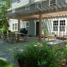 Eclectic Patio Eclectic Patio