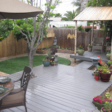 Traditional Patio by Hutter Designs, Inc.