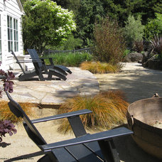 Traditional Patio by Dig Your Garden Landscape Design