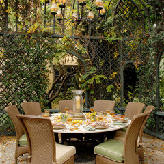 traditional patio by Timothy Corrigan, Inc.