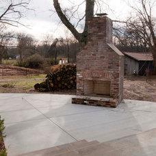 Traditional Patio by Deer Creek Homes, Inc.