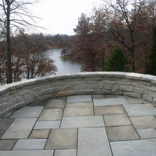 Traditional Patio by JLM Design Build Landscapes