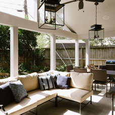 Traditional Patio by JONATHAN CALVERT | Interiors Photographer