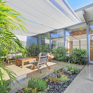 Eichler Home in Fairmeadows, Southern California