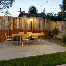 Midcentury Patio by Bill Fry Construction - Wm. H. Fry Const. Co.