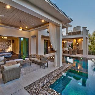 u shaped house patio ideas photos houzz rh houzz com home patio design software home patio design software