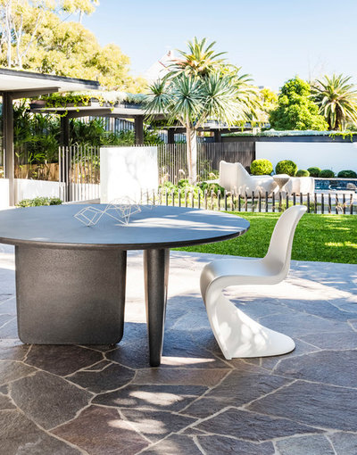 Contemporary Patio by Style Merchants