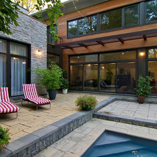 Contemporary Patio by George Opreff PhotoWorks