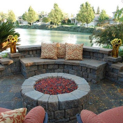 contemporary patio by Bill Bailey