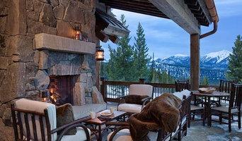Elk Ridge Lodge Covered Deck