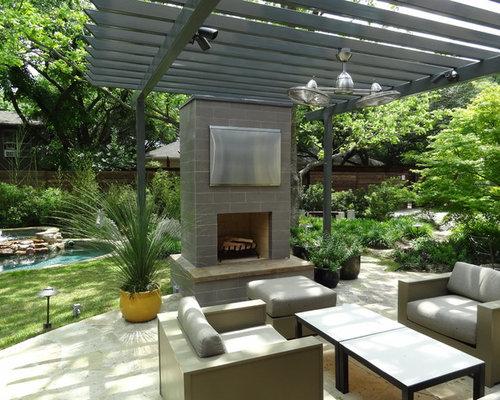 best modern patio design ideas remodel pictures houzz. Black Bedroom Furniture Sets. Home Design Ideas