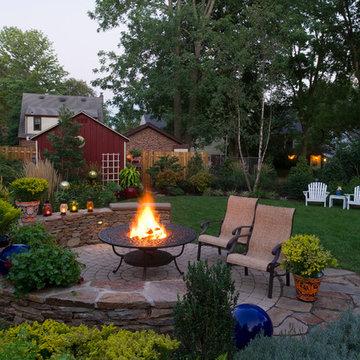 Emerick Patio Garden