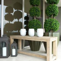Emilio Robba Boxwood Topiary - 1-844-377-2747