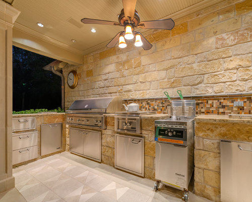 outdoor kitchen idea home design ideas pictures remodel