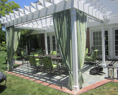 Elegant Patio Photo In Baltimore