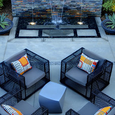 Modern Patio by Eco Minded Solutions
