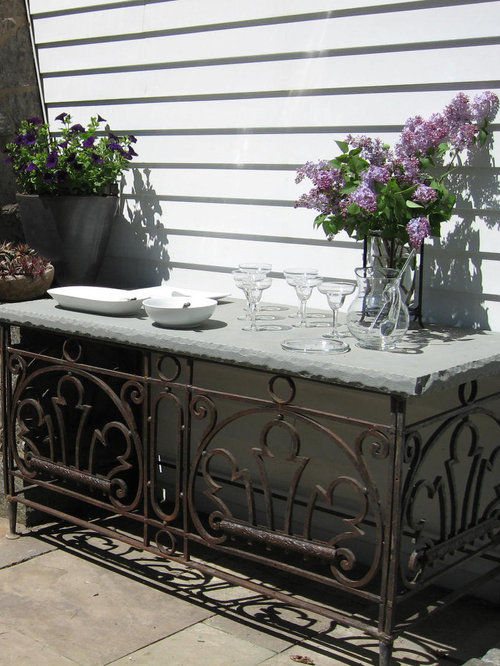 Outdoor Buffet Home Design Ideas Remodel and Decor