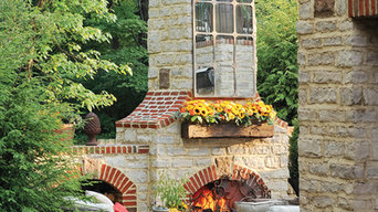 Enticing Outdoor Living Spaces